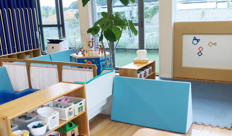 企業内保育園(託児所)内 ウレタン製品・遊具の製作事例のサムネイル