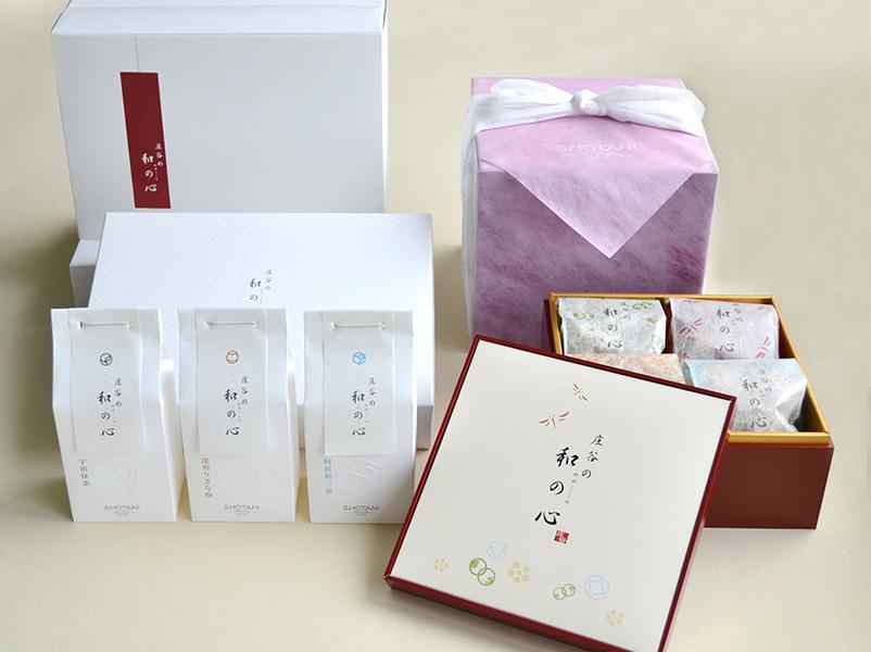 お菓子(洋菓子)貼箱・高級パッケージ製作事例のサムネイル